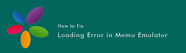 memu-emulator-loading-page-error